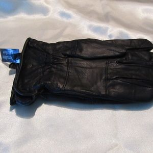Other - Genuine Mens Leather Gloves New with tags XXL-